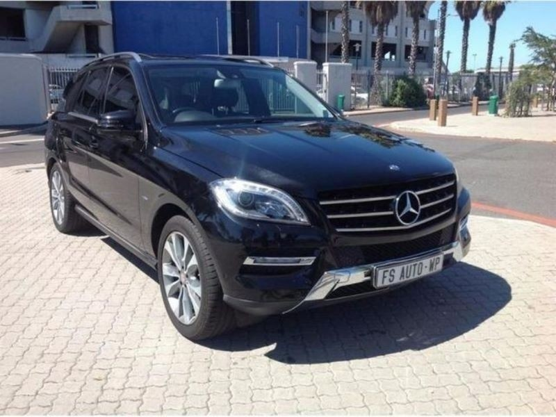 used mercedes benz m class ml 350 bluetec for sale in western cape id 1530626. Black Bedroom Furniture Sets. Home Design Ideas