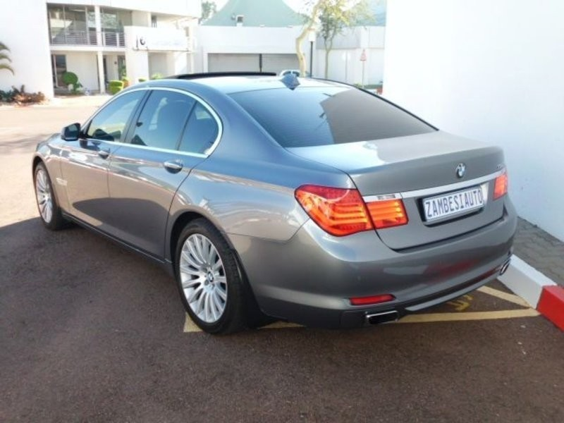2009 bmw 7 series 750i f01 for sale in gauteng. Cars Review. Best American Auto & Cars Review