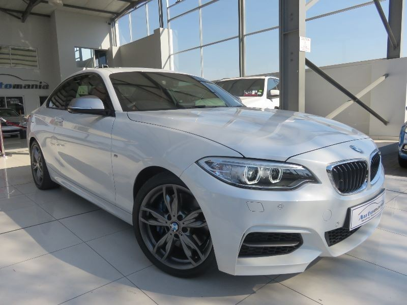 used bmw 2 series bmw m235i coupe auto 22000km 2014 for sale in gauteng id 1531388. Black Bedroom Furniture Sets. Home Design Ideas