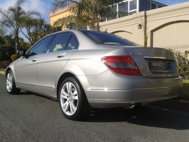 Used mercedes benz c class c320 cdi avantgarde for sale in for Mercedes benz c320