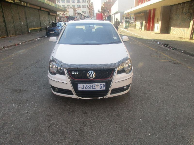 used volkswagen polo gti for sale in gauteng id 1532027. Black Bedroom Furniture Sets. Home Design Ideas