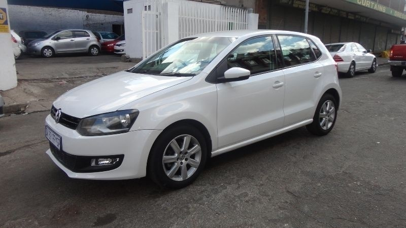 Used Volkswagen Polo Vw Polo 6 1 4 2012 Model For Sale In