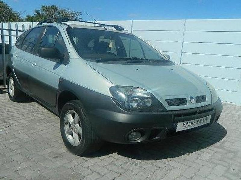 used renault scenic rx4 expression for sale in western cape id 1532930. Black Bedroom Furniture Sets. Home Design Ideas