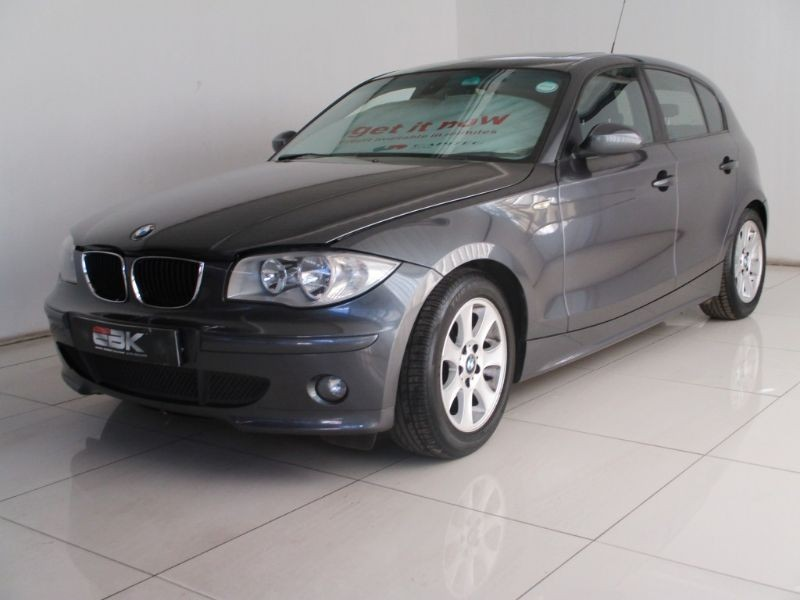 used bmw 1 series 120i e87 for sale in gauteng id 1533400. Black Bedroom Furniture Sets. Home Design Ideas
