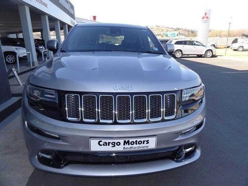 used jeep grand cherokee srt8 for sale in gauteng id 1533661. Black Bedroom Furniture Sets. Home Design Ideas