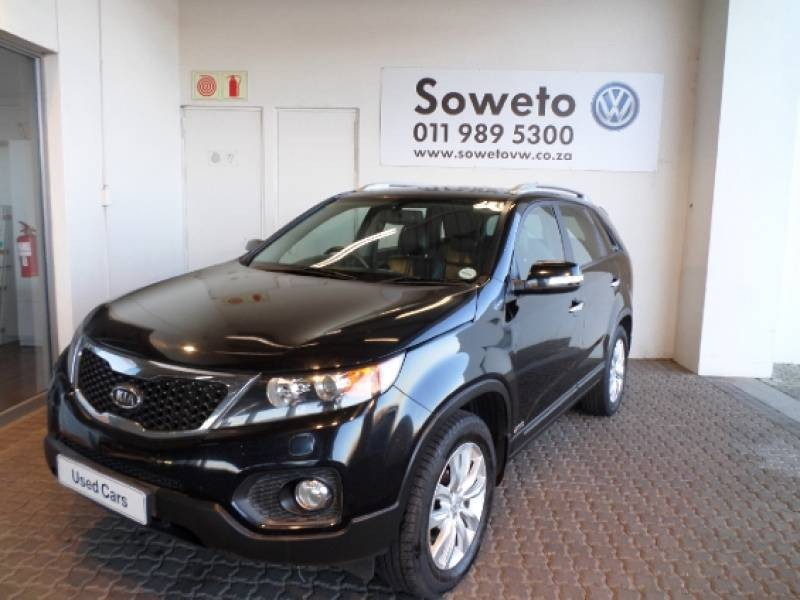used kia sorento 4x4 a t 7 seat for sale in gauteng id 1533806. Black Bedroom Furniture Sets. Home Design Ideas