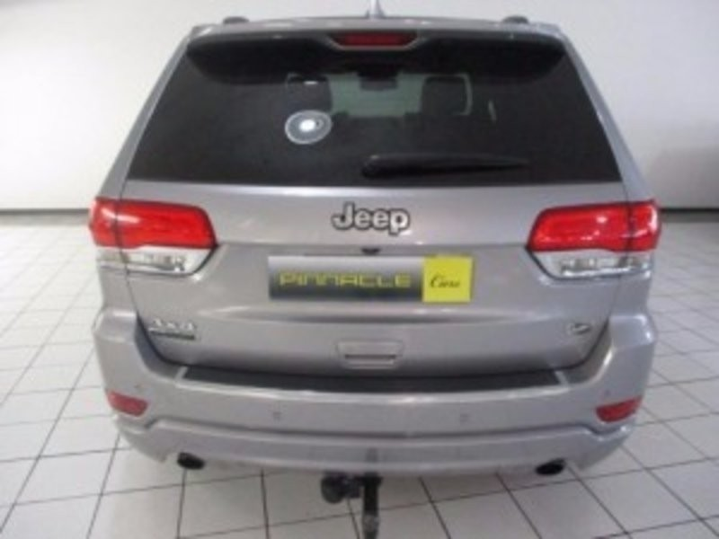 used jeep grand cherokee v6 crd overland for sale in gauteng id 1533819. Black Bedroom Furniture Sets. Home Design Ideas