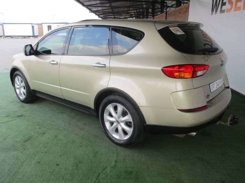 used subaru tribeca 3 0 a t for sale in gauteng id. Black Bedroom Furniture Sets. Home Design Ideas