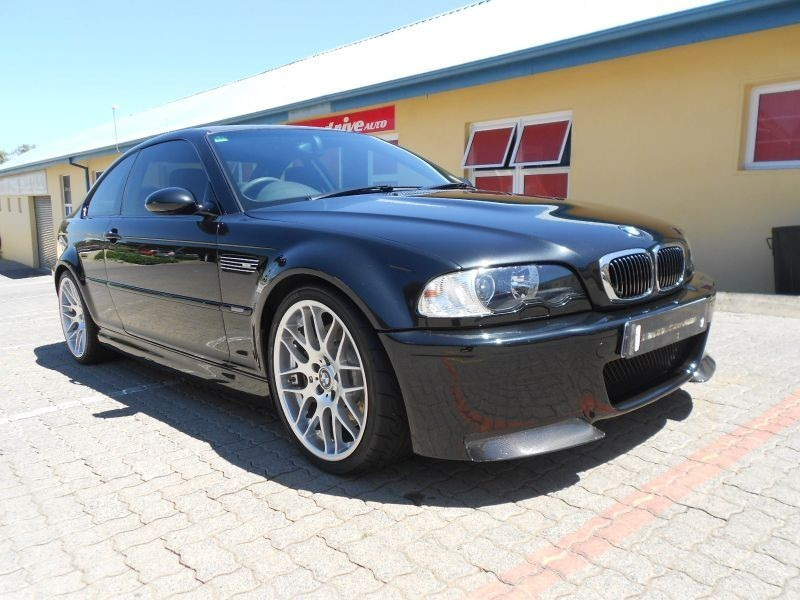 used bmw m3 coupe csl smg e46 for sale in gauteng cars. Black Bedroom Furniture Sets. Home Design Ideas