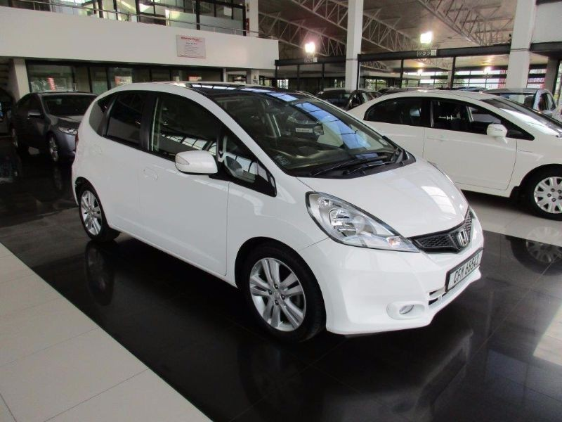 used honda jazz 1 5 executive a t for sale in western cape id 1533981. Black Bedroom Furniture Sets. Home Design Ideas