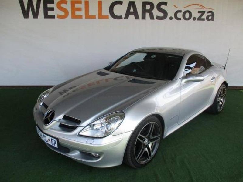 used mercedes benz slk class slk 200 kompressor a t for sale in gauteng id 1534264. Black Bedroom Furniture Sets. Home Design Ideas