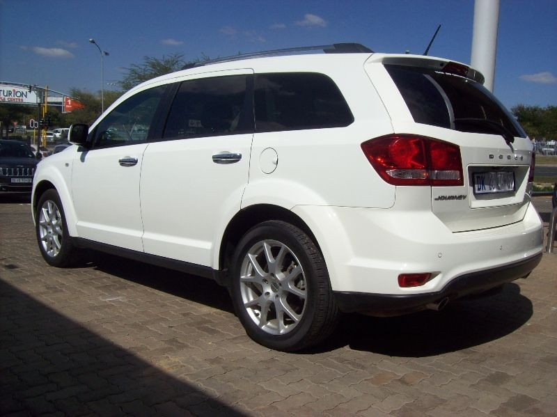 used dodge journey 3 6 v6 r t a t for sale in gauteng id 1534809. Black Bedroom Furniture Sets. Home Design Ideas