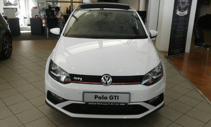 Used volkswagen polo gti 1 8tsi dsg for sale in gauteng cars co za