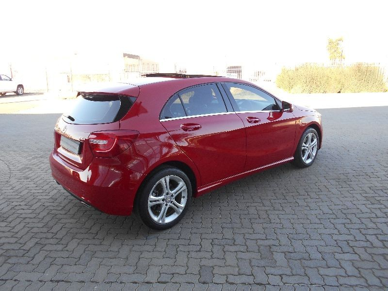 used mercedes benz a class a 220d urban auto for sale in gauteng id 1535688. Black Bedroom Furniture Sets. Home Design Ideas