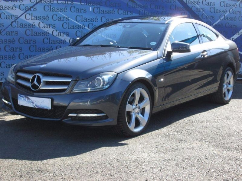 used mercedes benz c class c250 be coupe manual for sale in gauteng id 1535811. Black Bedroom Furniture Sets. Home Design Ideas