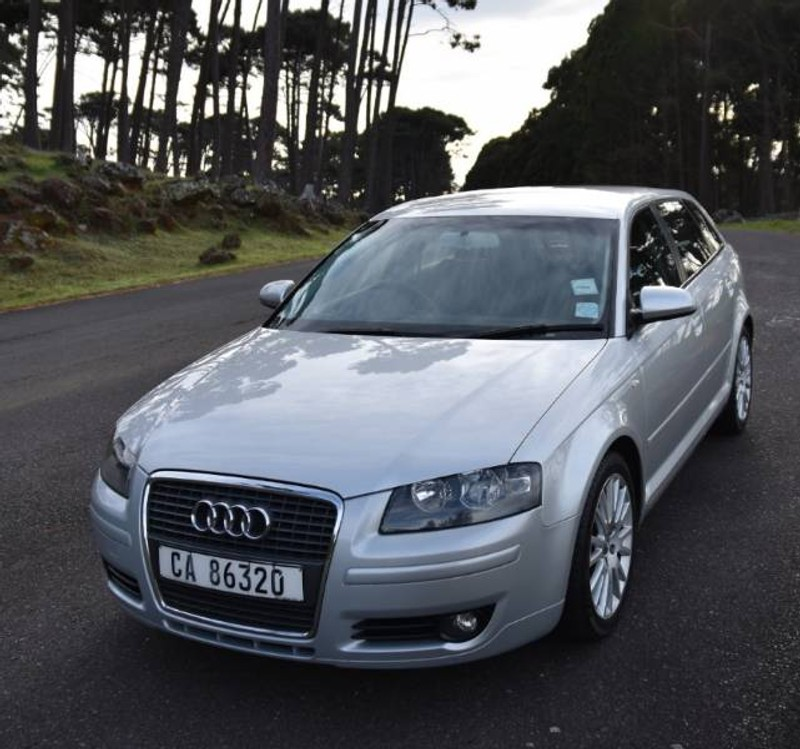 Used Audi A3 Sportback 2.0t Fsi Ambit Dsg For Sale In