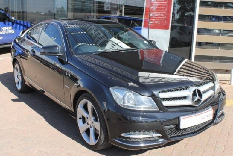used mercedes benz c class c250 cdi be coupe a t for sale in gauteng id 1536209. Black Bedroom Furniture Sets. Home Design Ideas