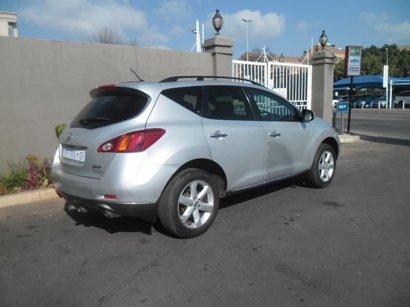 used nissan murano for sale in gauteng id 1536749. Black Bedroom Furniture Sets. Home Design Ideas