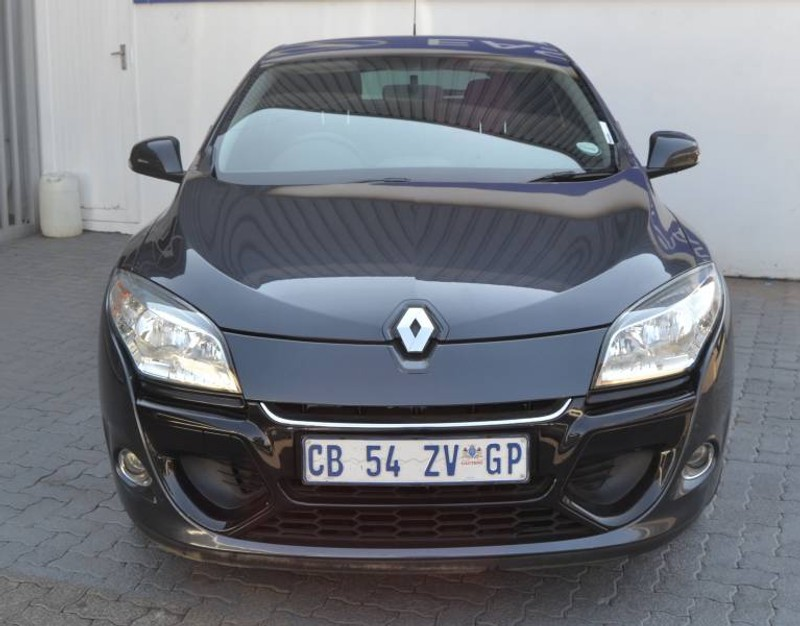 used renault megane iii 1 6 dynamique coupe for sale in gauteng id 1536898. Black Bedroom Furniture Sets. Home Design Ideas