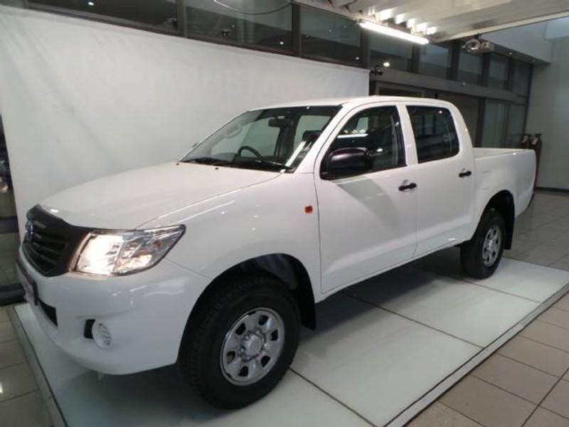 Used Toyota Hilux 2.5d-4d Srx 4x4 P/u D/c for sale in Gauteng - Cars ...