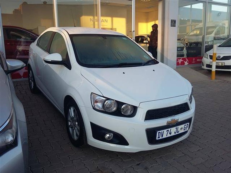 used chevrolet sonic 1 6 ls for sale in eastern cape id 1537303. Black Bedroom Furniture Sets. Home Design Ideas