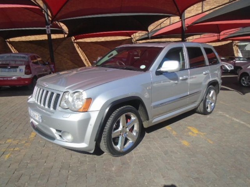used jeep grand cherokee srt8 for sale in gauteng id 1537717. Black Bedroom Furniture Sets. Home Design Ideas