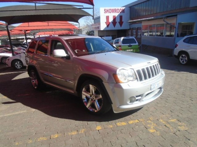 used jeep grand cherokee srt8 for sale in gauteng id. Black Bedroom Furniture Sets. Home Design Ideas
