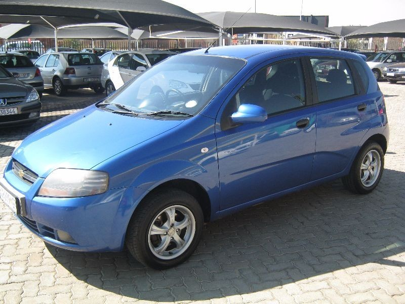 used chevrolet aveo 1 5 ls for sale in gauteng id 1537961. Black Bedroom Furniture Sets. Home Design Ideas