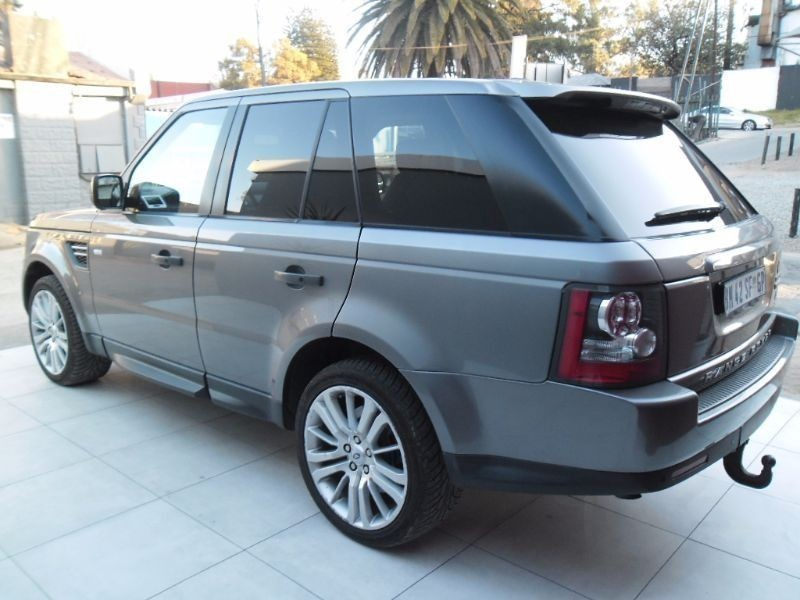cars for sale 2010 land rover range rover sport hse lux. Black Bedroom Furniture Sets. Home Design Ideas