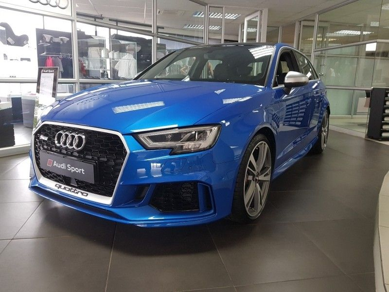 used audi rs3 sportback s tronic for sale in gauteng id 1538567. Black Bedroom Furniture Sets. Home Design Ideas