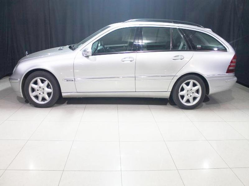 Used Mercedes Benz C Class C240 Estate Elegance A T For