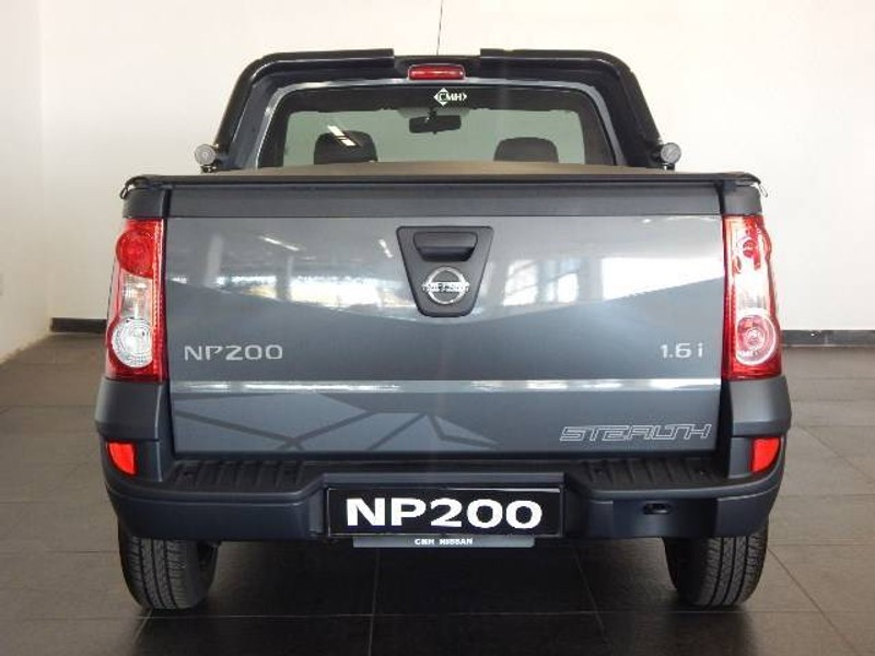 Black Horse Car Finance Calculator >> Used Nissan NP200 1.6 A/c Safety Pack P/u S/c for sale in Gauteng - Cars.co.za (ID:1539032)