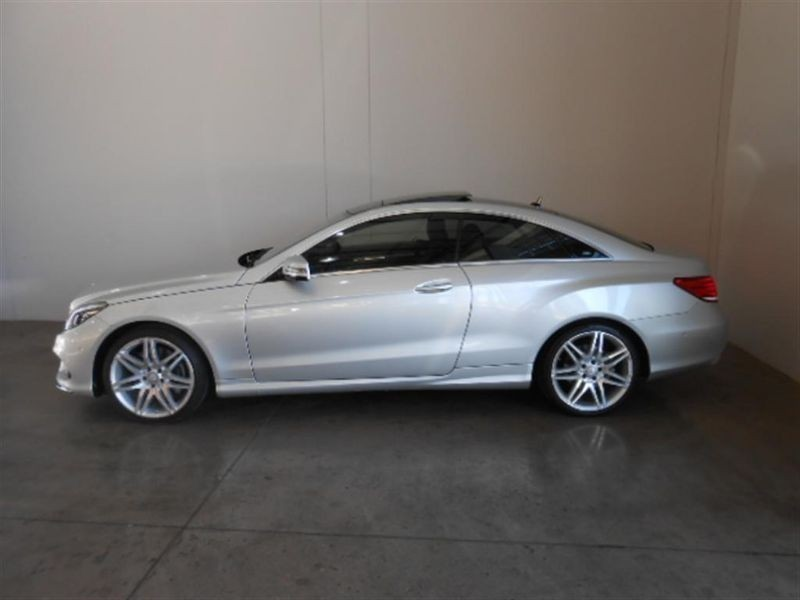 used mercedes benz e class e400 coupe for sale in gauteng