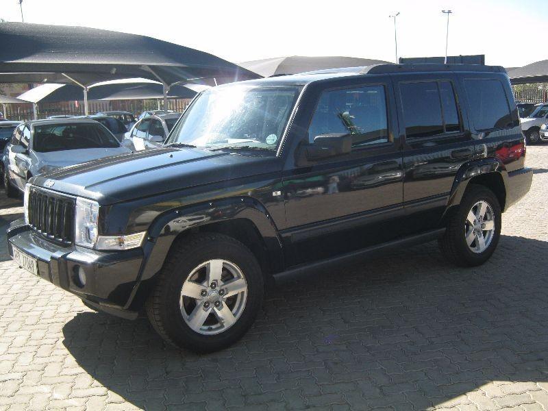 used jeep commander 4 7 v8 for sale in gauteng id. Black Bedroom Furniture Sets. Home Design Ideas
