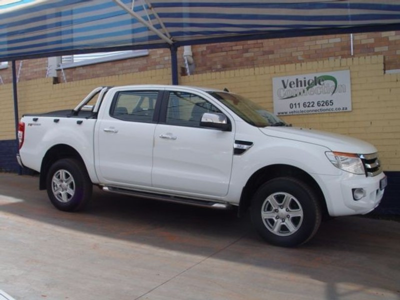 used ford ranger 3 2tdci xlt auto cab bakkie for sale in gauteng cars co za id 1539713