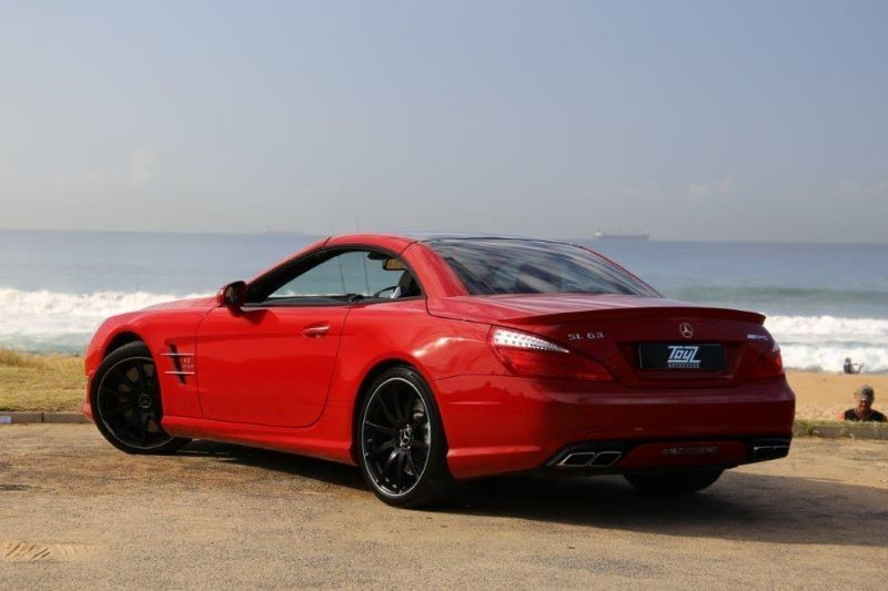 Used mercedes benz sl class sl63 amg for sale in kwazulu for 2013 mercedes benz sl class sl63 amg