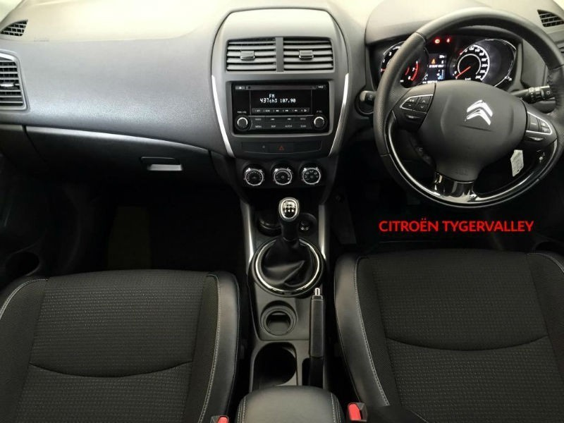 used citroen c4 aircross 2 0 comfort for sale in western cape id 1539964. Black Bedroom Furniture Sets. Home Design Ideas
