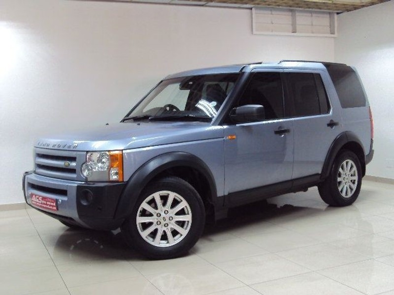 Land Rover Discovery Best 7 Seater Cars: Used Land Rover Discovery 3 TDV6 HSE AUTO 7 SEATER FSH For