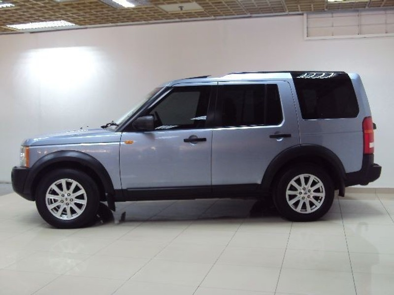 used land rover discovery 3 tdv6 hse auto 7 seater fsh for. Black Bedroom Furniture Sets. Home Design Ideas