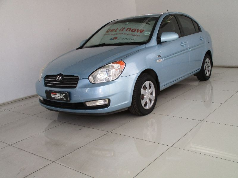 used hyundai accent 1 6 gls for sale in gauteng id 1540160. Black Bedroom Furniture Sets. Home Design Ideas