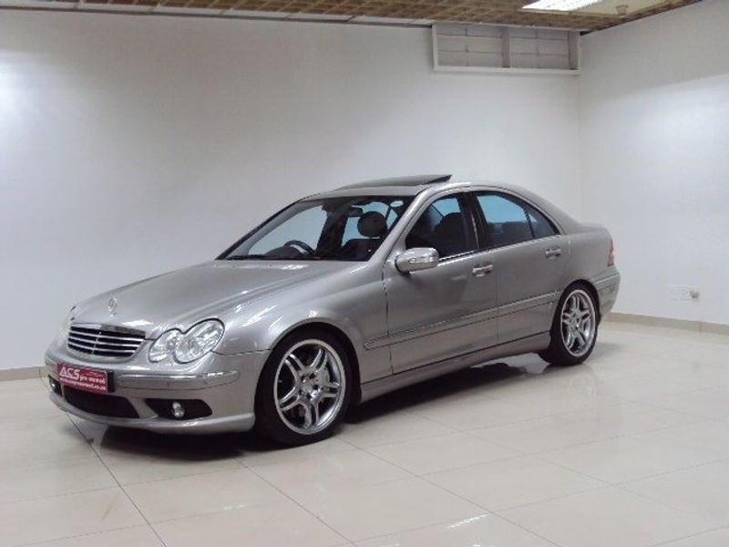 used mercedes benz c class c55 amg for sale in gauteng