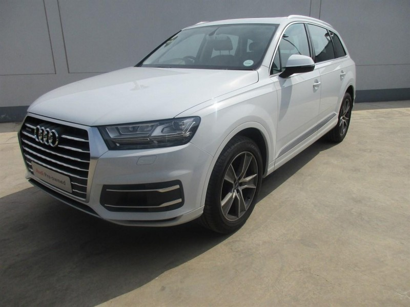 used audi q7 3 0 tdi v6 quattro tip for sale in kwazulu natal id 1540486. Black Bedroom Furniture Sets. Home Design Ideas