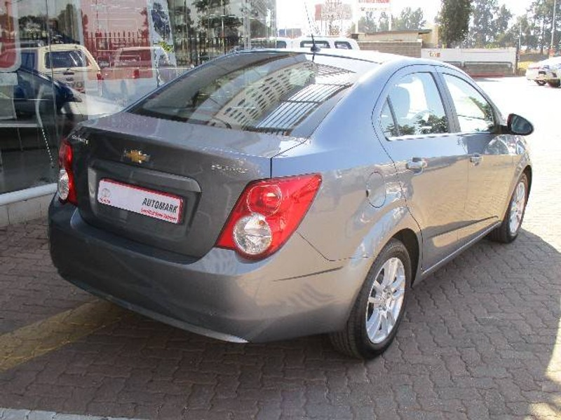 used chevrolet sonic 1 6 ls for sale in gauteng id 1540565. Black Bedroom Furniture Sets. Home Design Ideas