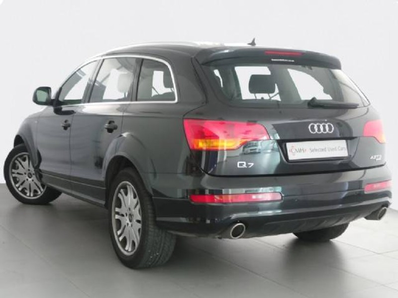 used audi q7 4 2 tdi v8 quattro tip for sale in western cape id 1540759. Black Bedroom Furniture Sets. Home Design Ideas