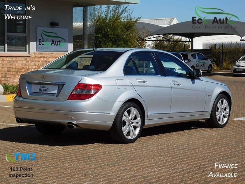 Used mercedes benz c class c350 elegance a t for sale in for 2008 mercedes benz c class c300 for sale