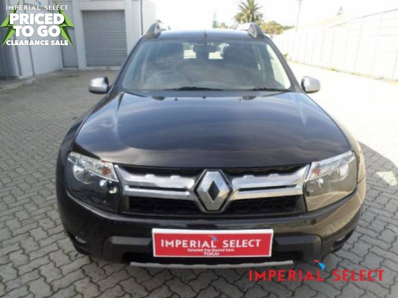 used renault duster 1 6 dynamique for sale in western cape id 1. Black Bedroom Furniture Sets. Home Design Ideas