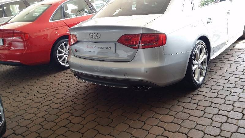 used audi s4 3 0 tfsi quattro stronic for sale in kwazulu natal cars. Black Bedroom Furniture Sets. Home Design Ideas