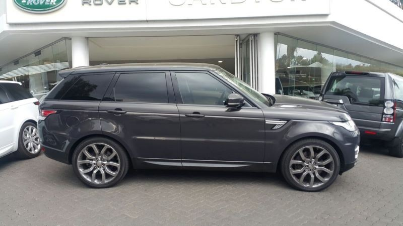 used land rover range rover 2014 range rover sport sdv8 hse for sale in gauteng id. Black Bedroom Furniture Sets. Home Design Ideas