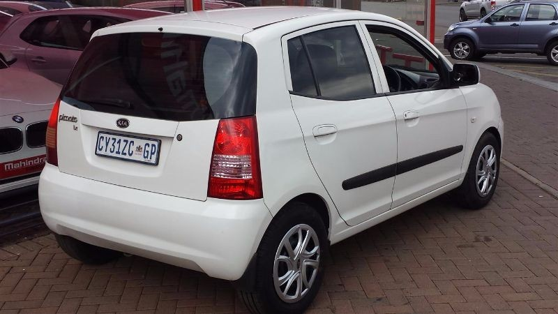 used kia picanto 1 1 lx for sale in gauteng id 1542187. Black Bedroom Furniture Sets. Home Design Ideas
