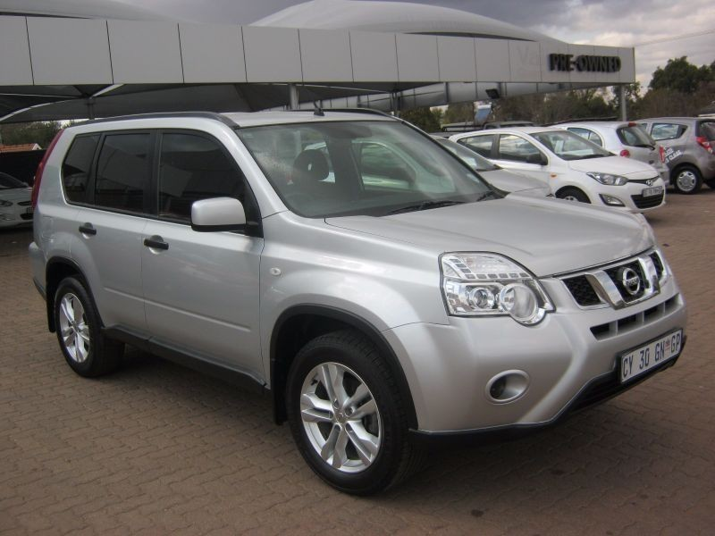 used nissan x trail 2 0 4x2 xe r79 r85 for sale in limpopo id 1542547. Black Bedroom Furniture Sets. Home Design Ideas